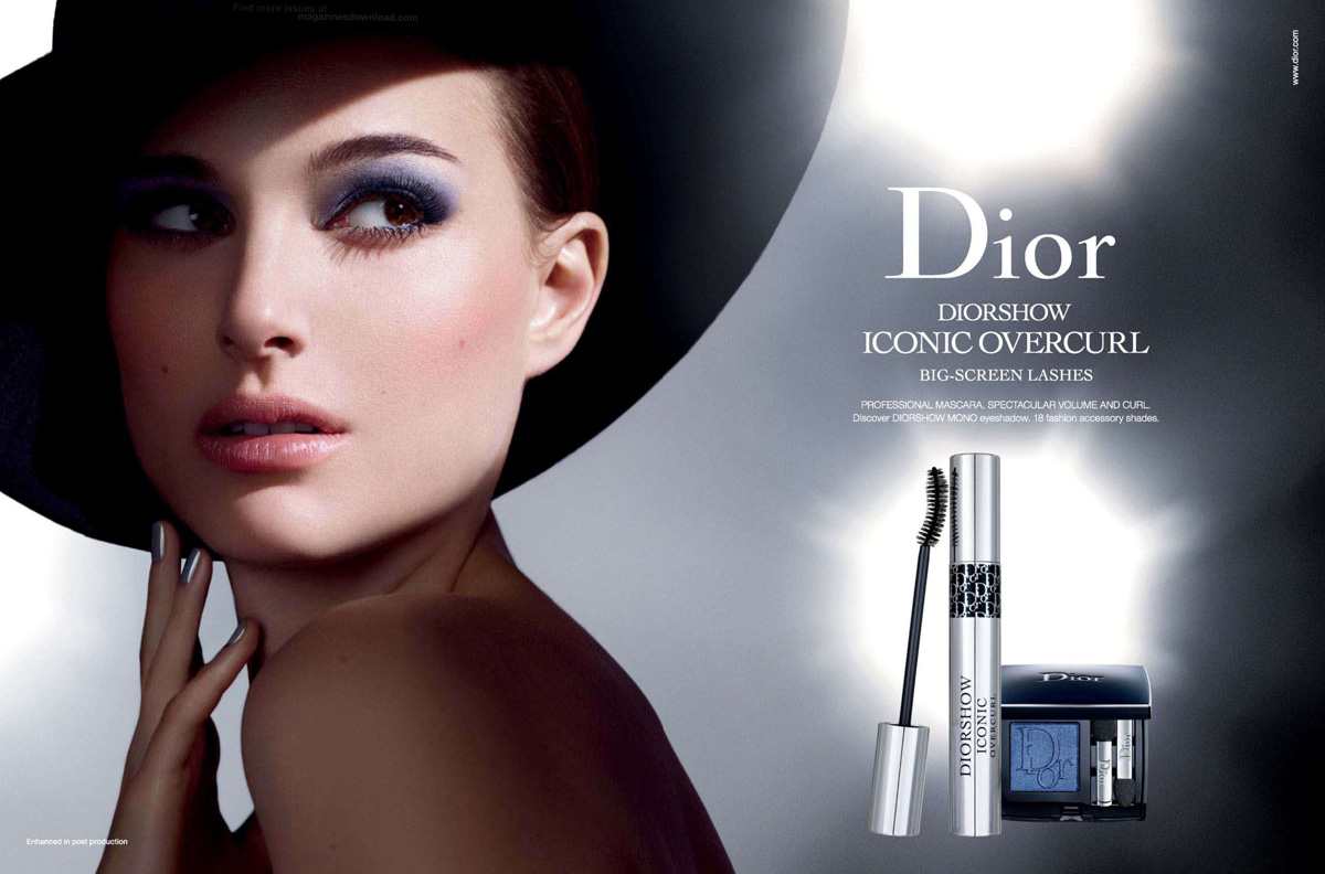 dior 39 s new iconic overcurl mascara. Black Bedroom Furniture Sets. Home Design Ideas