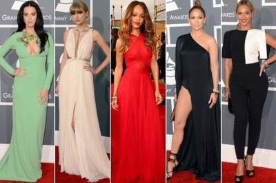 Grammys 2013: Best Beauty Moments