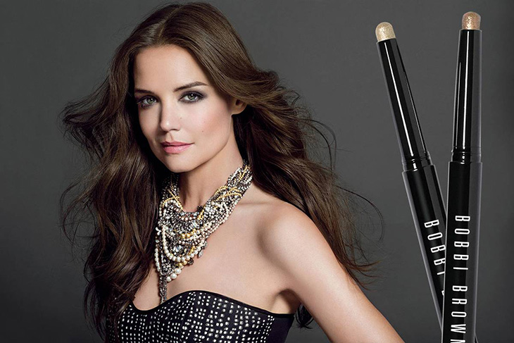 katie-holmes-bobbi-brown-cream-shadow-stick-1