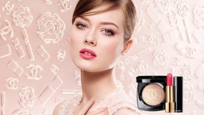 chanel spring 2013 makeup collection  printemps precieux
