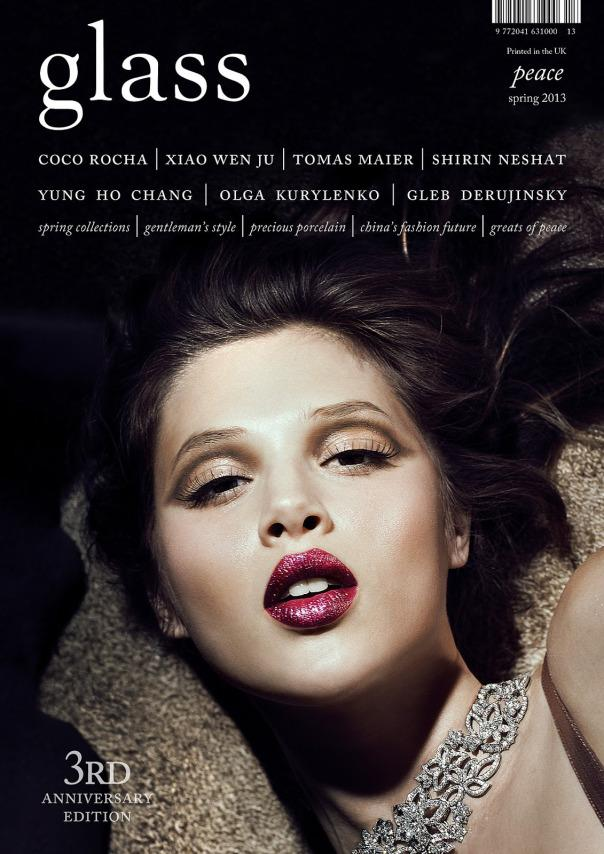 Anais-Pouliot-by-Bojana-Tatarska-for-Glass-Magazine-13-cover