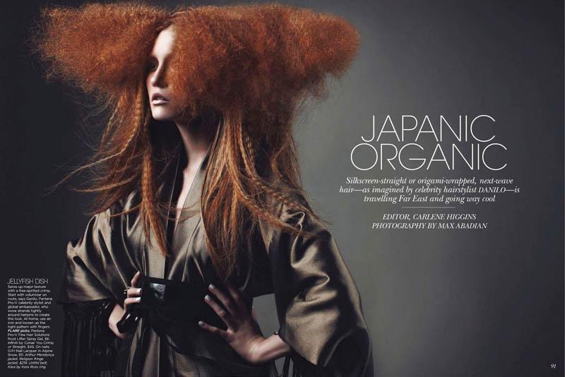 Japanic-Organic  max abadian