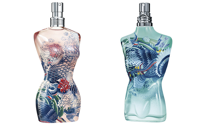 jean paul gaultier summer 2013