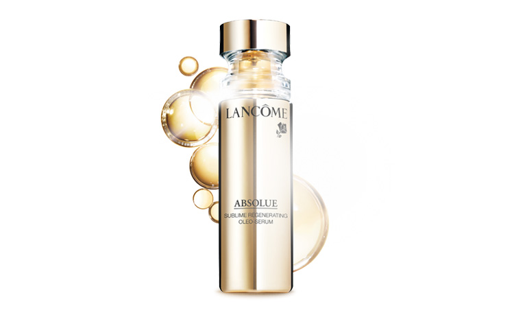 Lancome Rolls Out Absolue Oleo Serum