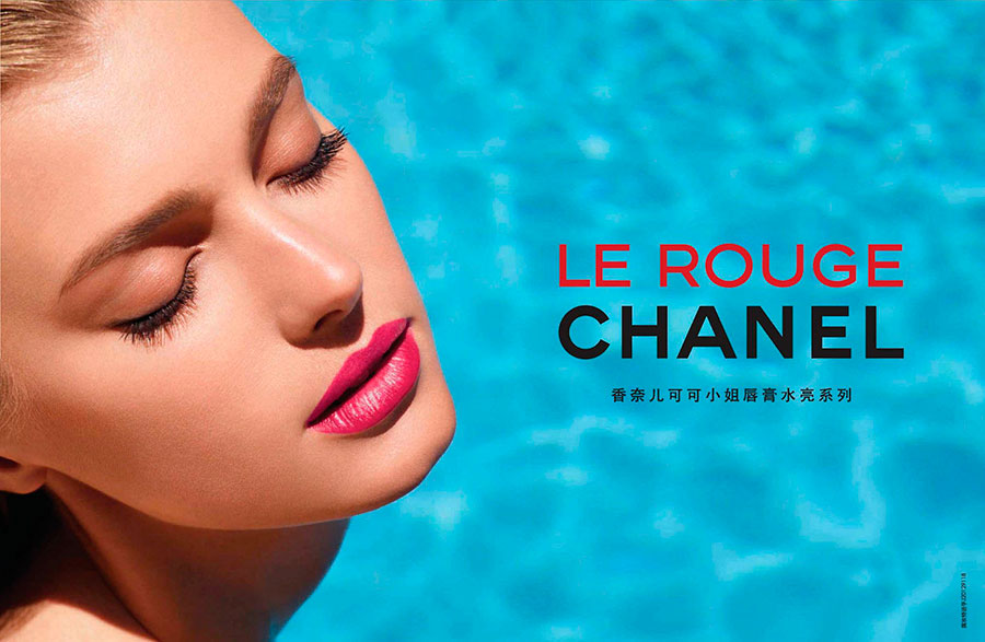 sigrid-agren-chanel-le-rouge