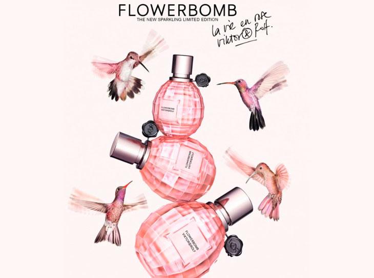 Viktor & Rolf Flowerbomb La Vie en Rose