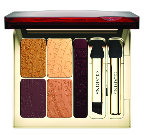 Clarins-Summer-2013-Quartet-Eye-Palette-and-Liner