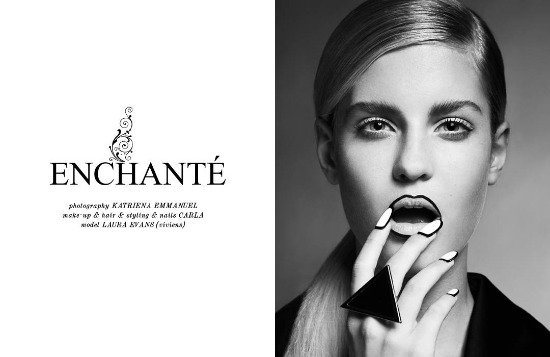 Enchante by Katriena Emmanuel for Glassbook