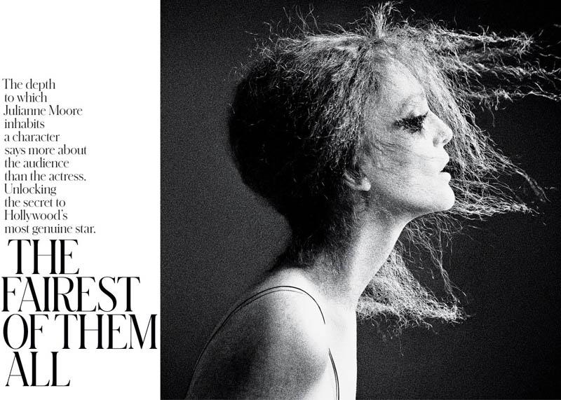 Julianne Moore TMagazine