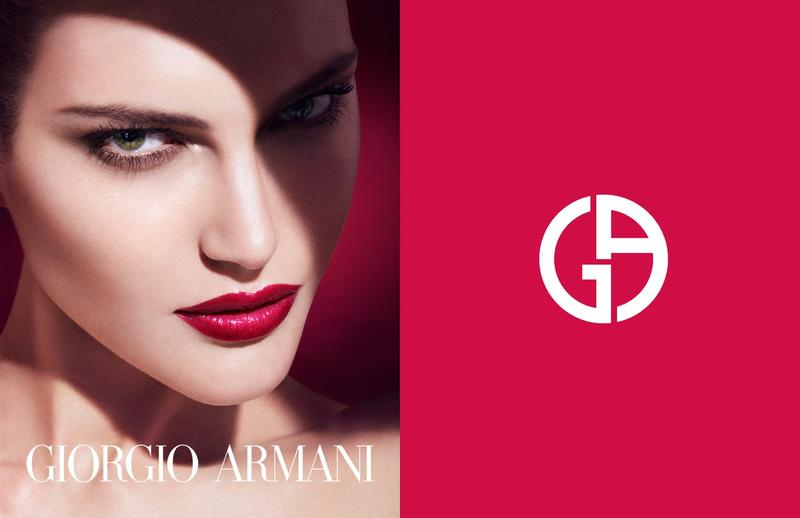 Catherine McNeil for Giorgio Armani Beauty S/S 2013