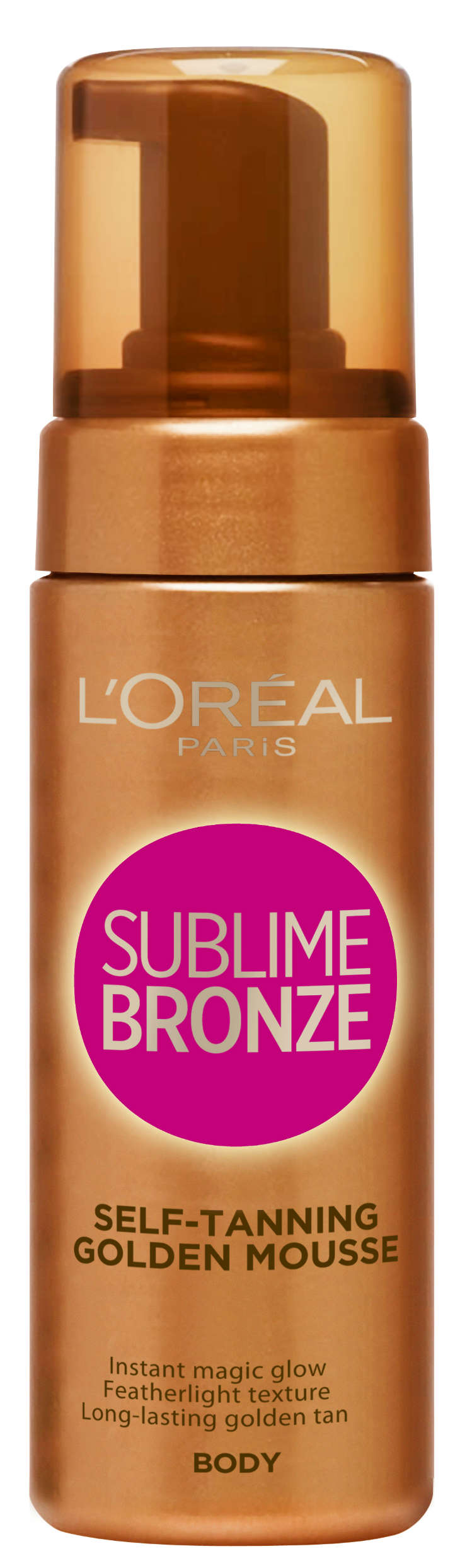 loreal sublime bronze
