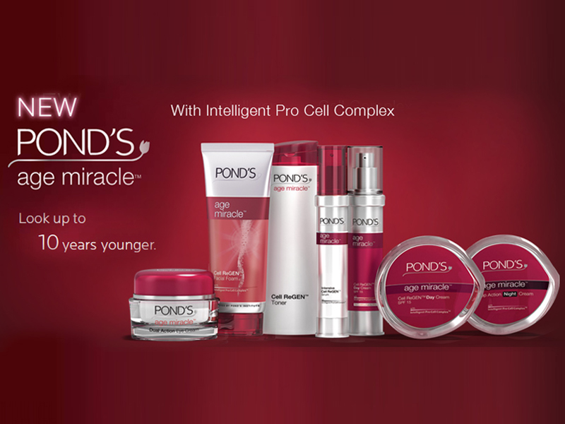 ponds migacle age range