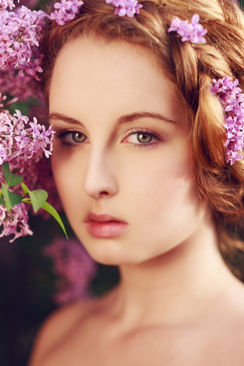 flower fairy beauty makeup beautyscene hair taborsky michael tagged jacqueline shoot
