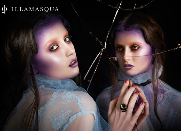 Illamasqua-Summer-2013-Paranormal-Collection-Promo1