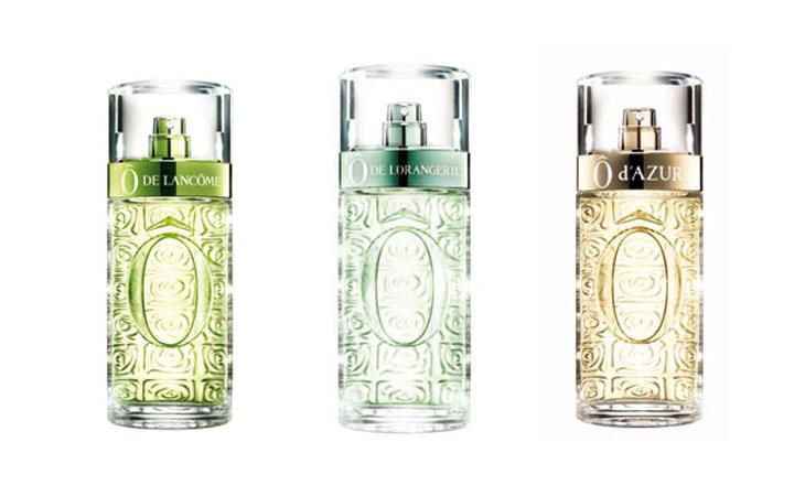 Lancome-fragrance-O-de-LOrangerie,-o-de-lancome,-o-d'azur