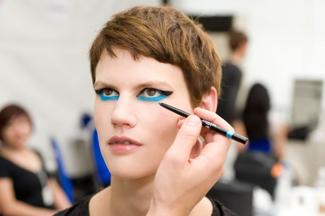 chanel backstage beauty