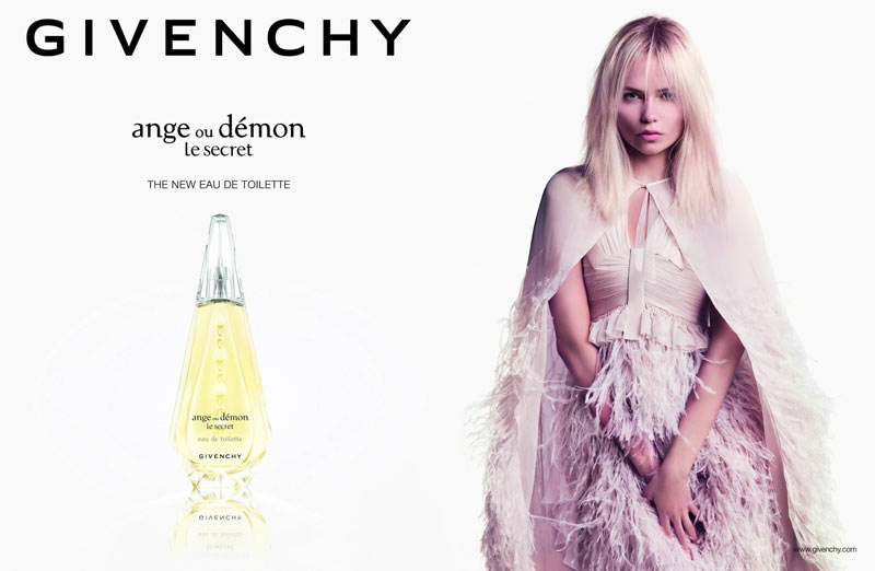 natasha poly givenchy ange ou demon le secret eau de toilette