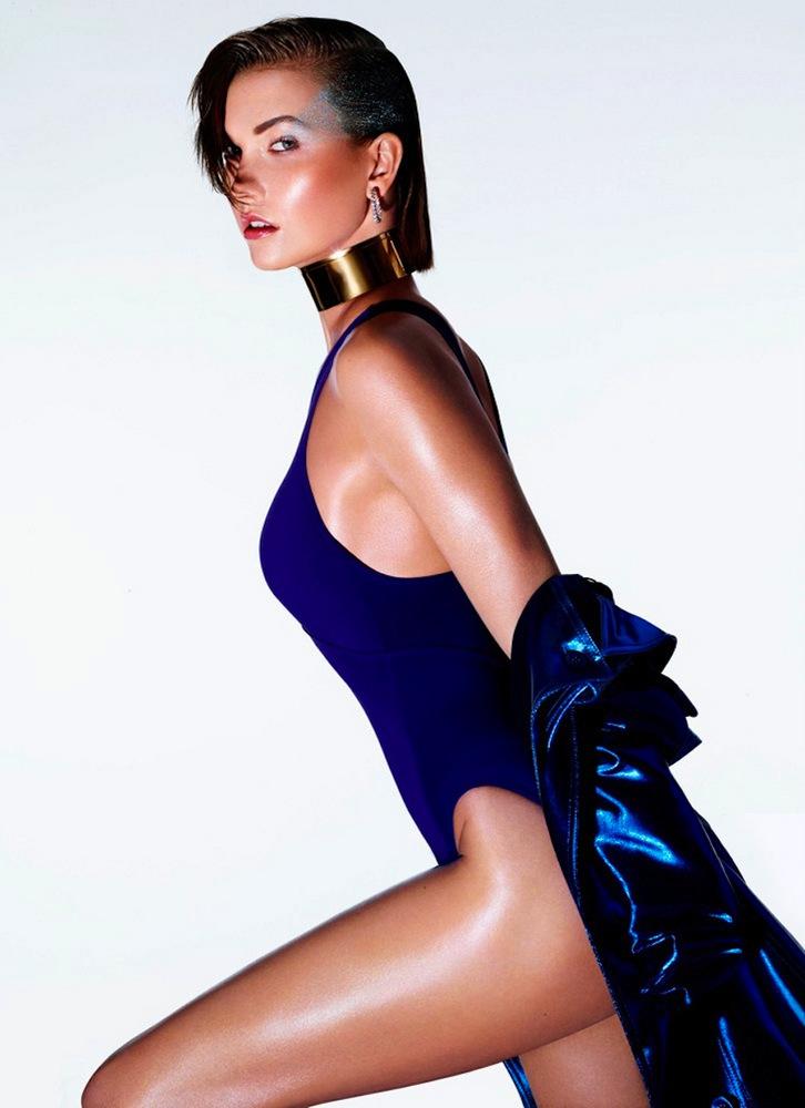 Karlie Kloss by Miguel Reveriego 2013-003