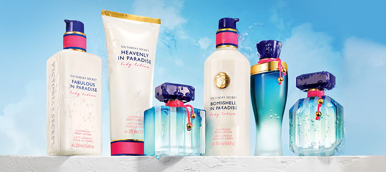 Victoria's Secret Paradise Collection
