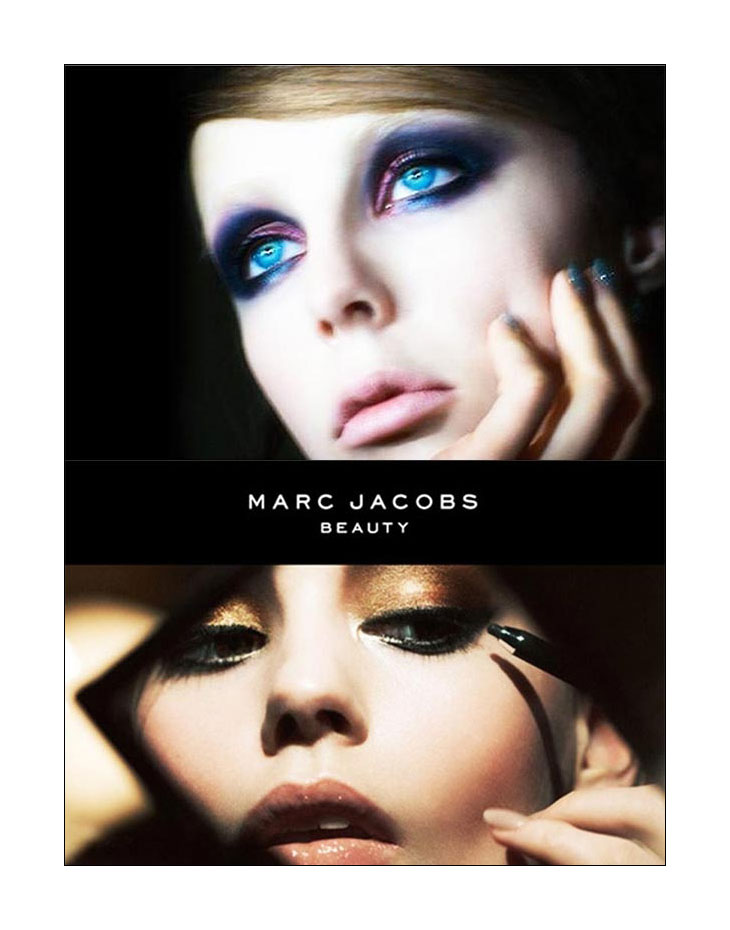 Edie-Campbell-&-Ondria-Hardin-for-Marc-Jacobs-Beauty-2013-Campaign-by-David-Sims