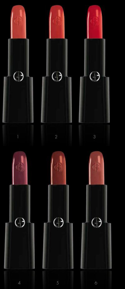 Giorgio Armani Giorgio Armani Fall 2013 Makeup Collection ...