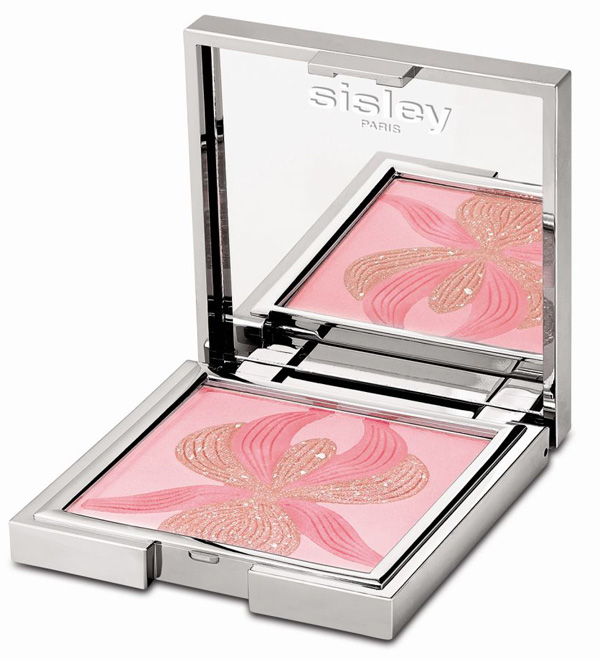 Sisley-Fall-2013-City-Muse-Collection-LOrchidee-Rose-1