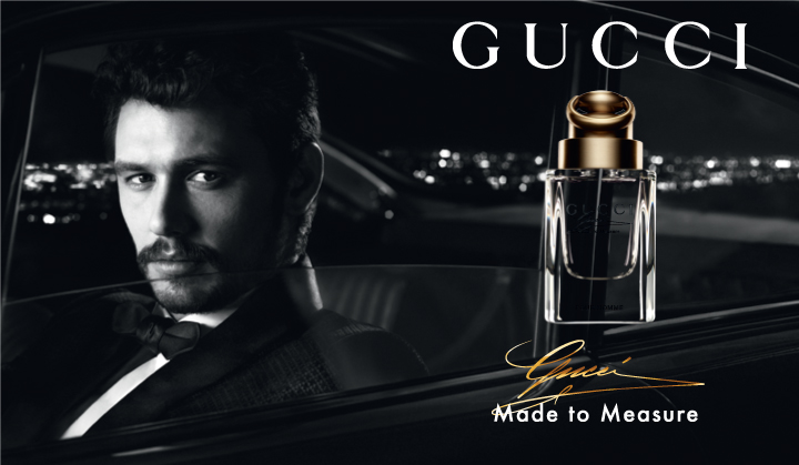 James Franco For Gucci Made To Measure Campaign Mert Amp Marcus