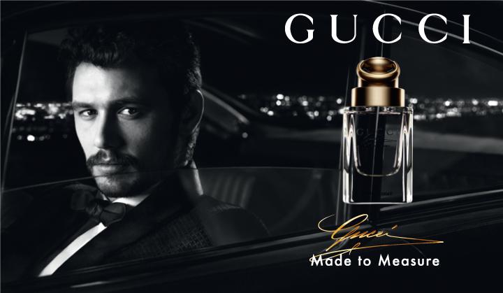 James Franco for Gucci Made to Measure Campaign Mert Alas & Marcus Piggott