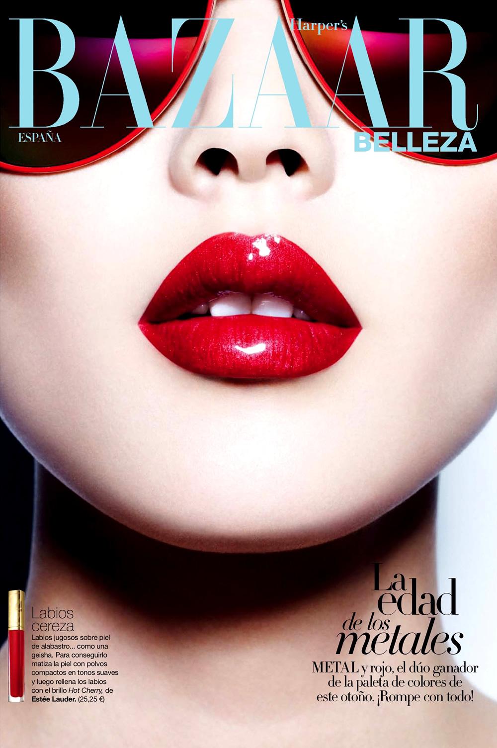 Liu Wen by Nagi Sakai for Harper's Bazaar Spain September 2013