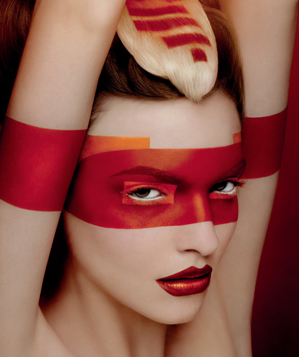 The Wonders of The World by NARS for VOLUME Magazine (3)