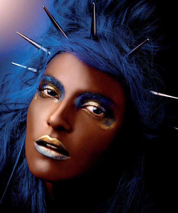 The Wonders of The World by NARS for VOLUME Magazine (9)