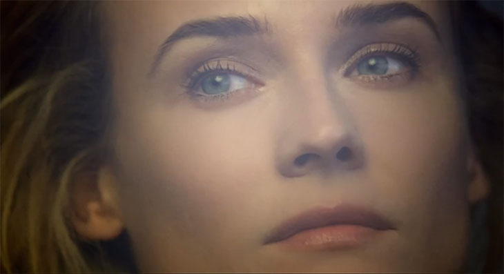 where beauty begins diane kruger for chanel cosmetics