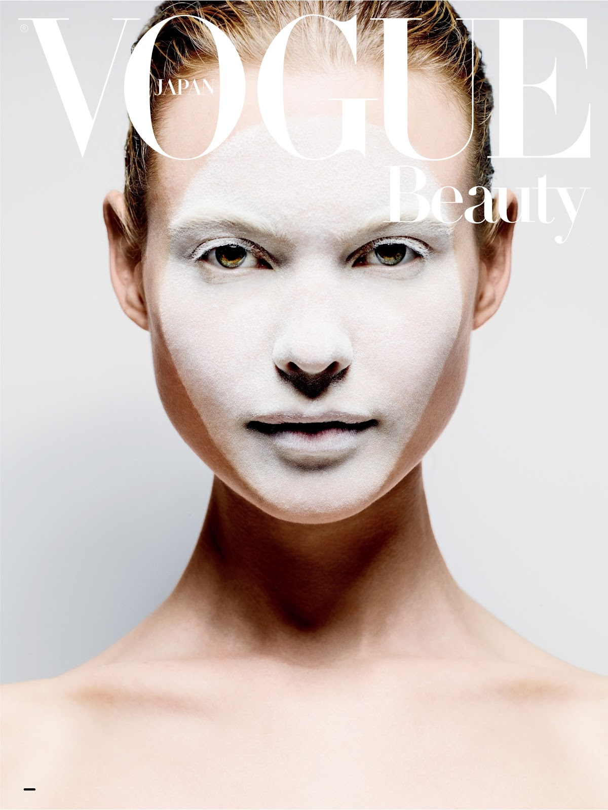 Behati Prinsloo by Liz Collins for Vogue Japan October 2013 (1)