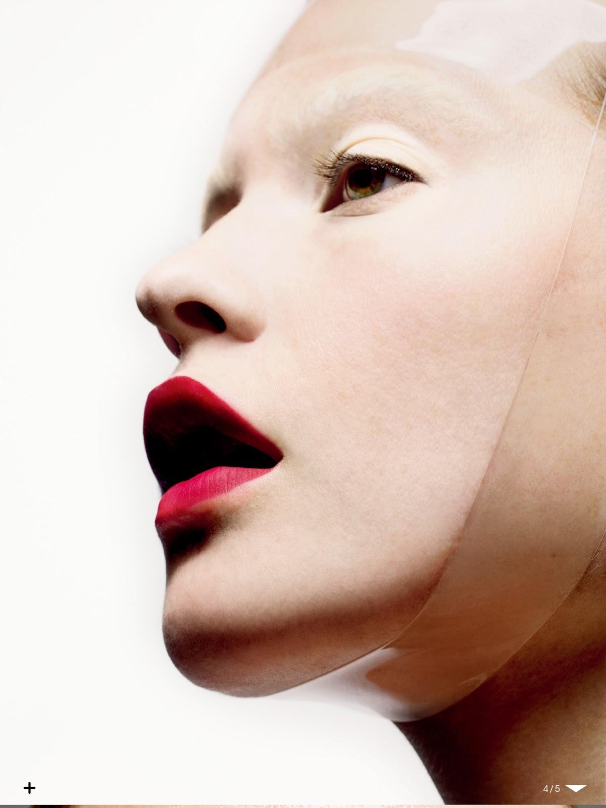 Behati by Liz Collins for Vogue Japan October 2013 (5)