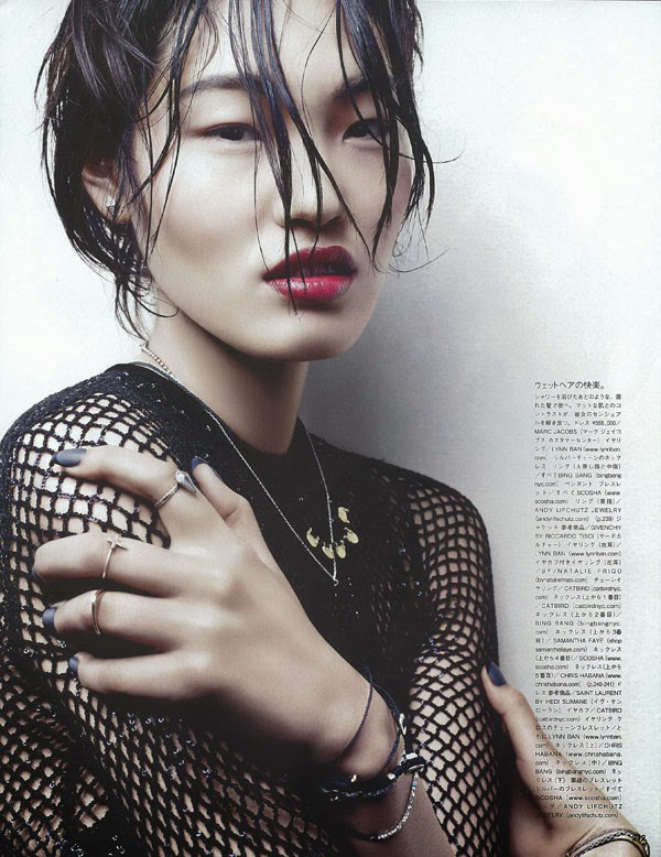 Chiharu by David Slijper for Vogue Japan November 2013 (3)