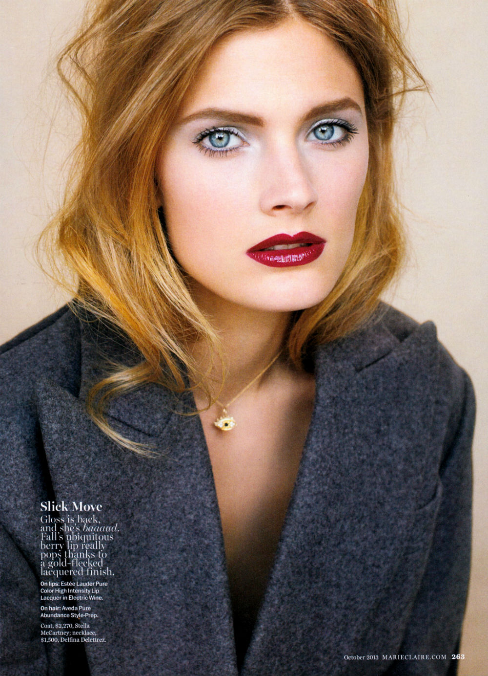 Constance Jablonski by Alex Cayley for Marie Claire US October 2013 (3)