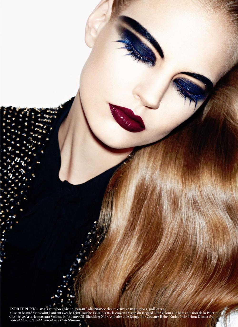 Celebrity makeup looks 2019