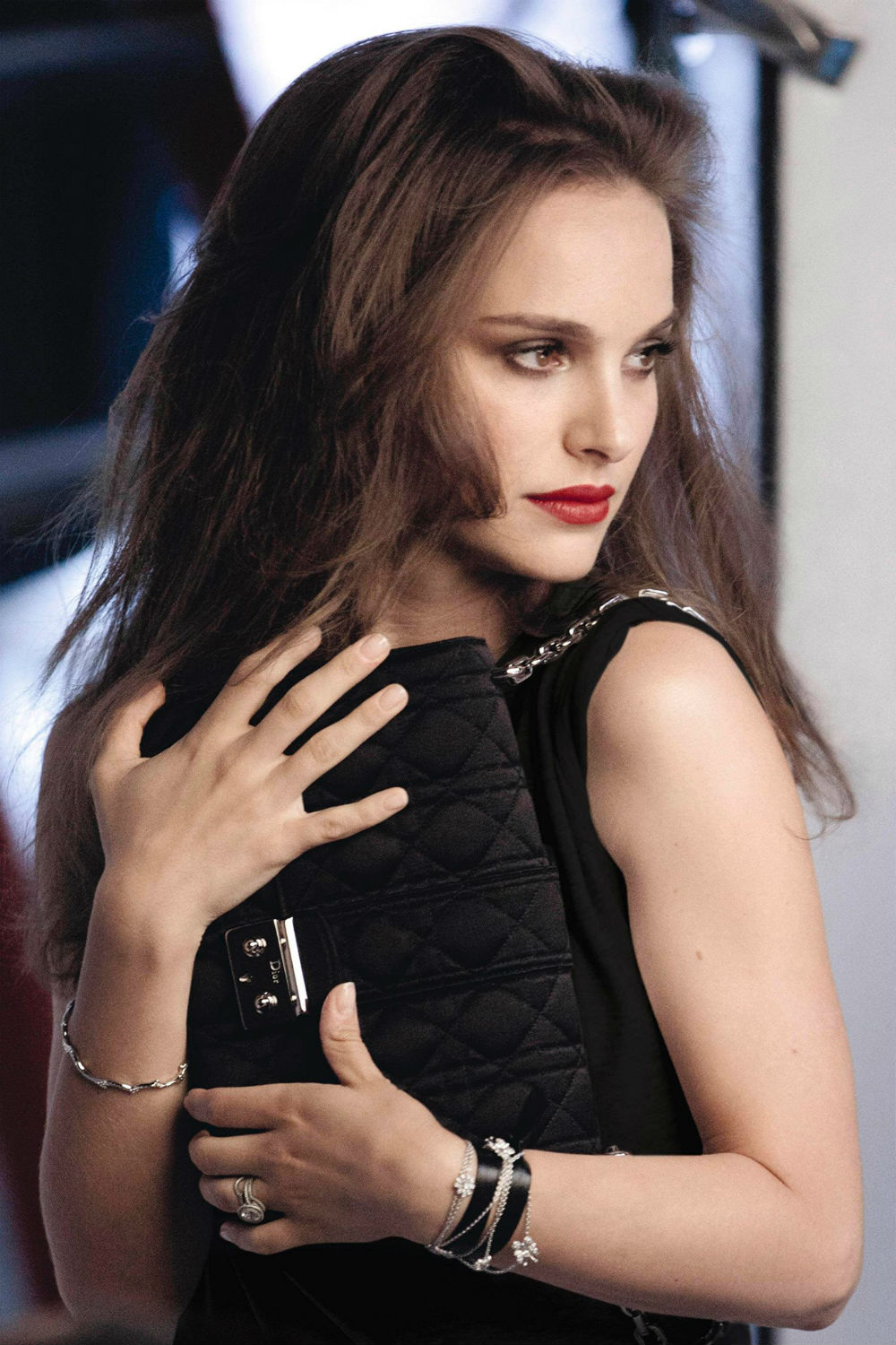 Natalie Portman for Rouge Dior Fall Winter 2013 Campaign 4