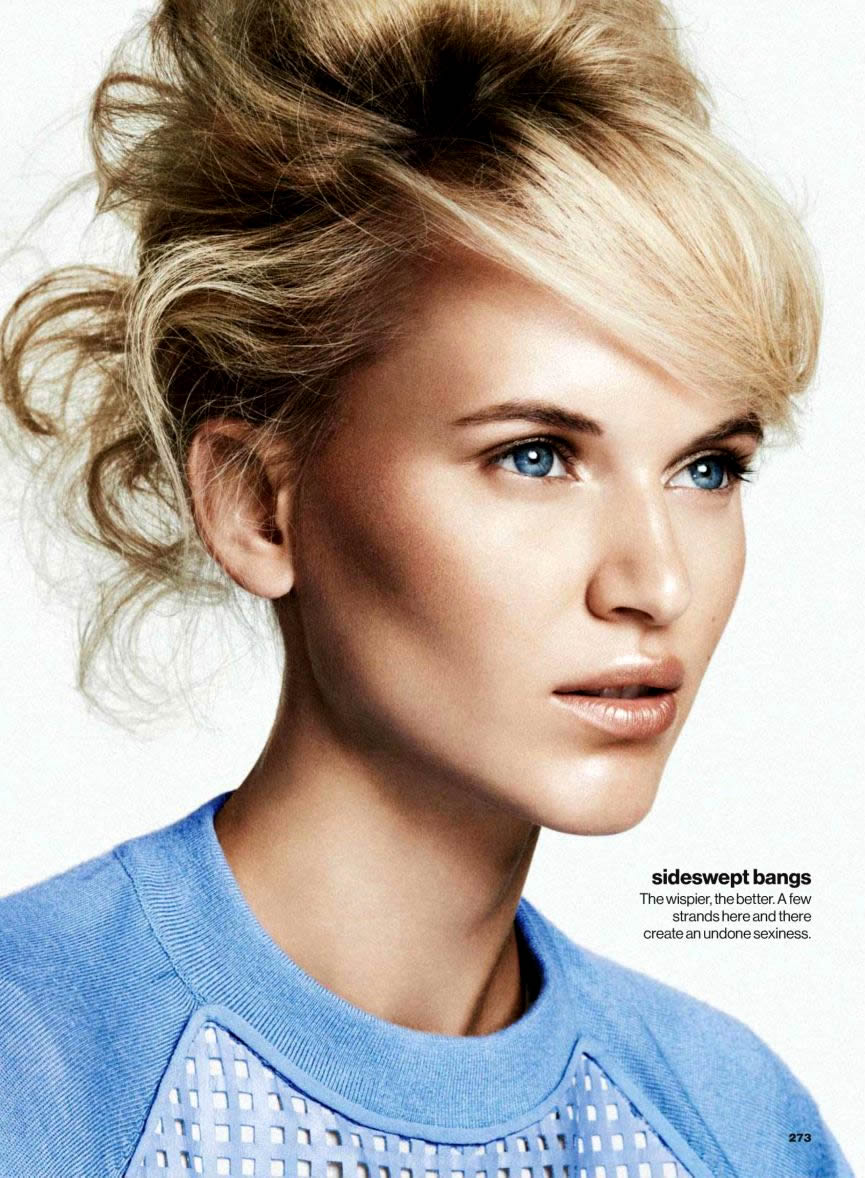 Valeria Dmitrienko by Bjarne Jonasson for Glamour US September 2013 (2)