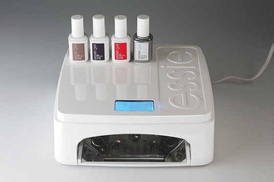 essie gel nails service and gel range