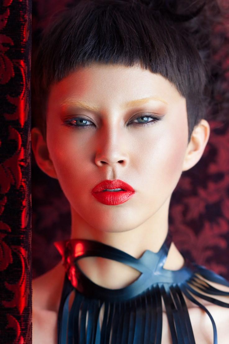 Beauty Exclusive: Oriental Beauty by Camilla Camaglia