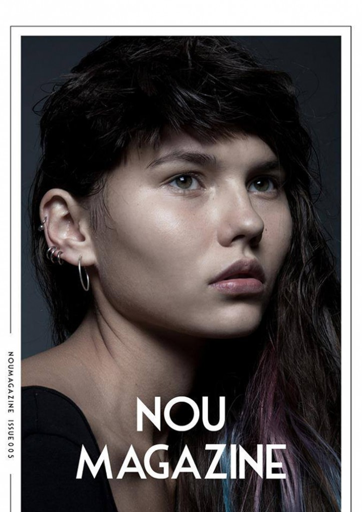 Beauty Fall by Omar Macchiavelli for NOU Magazine
