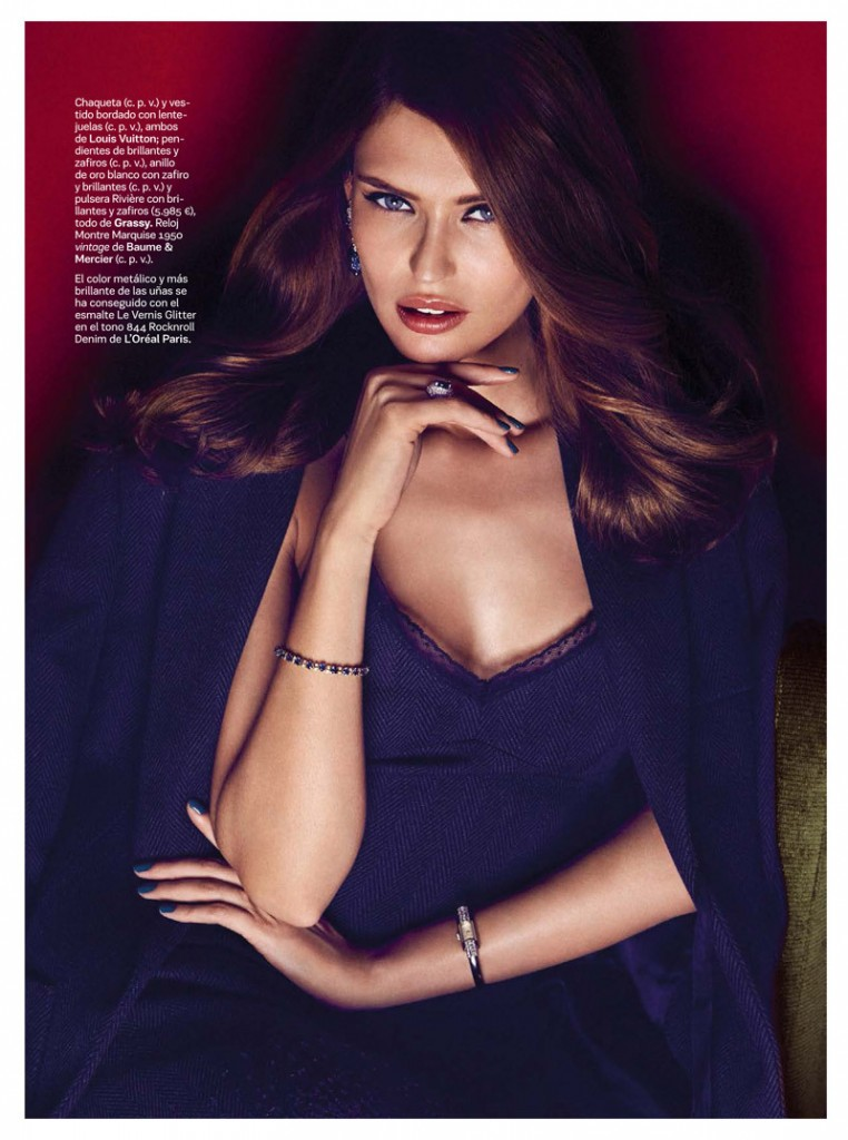 Bianca Balti by Alvaro Beamud  for S Moda October 2013 (3)