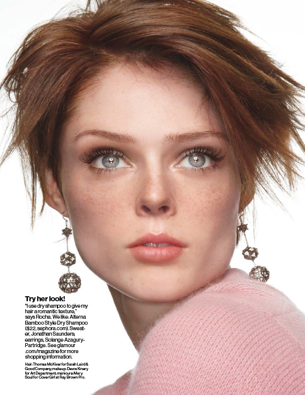 Coco Rocha by Donna Trope for Glamour November 2013 (2)