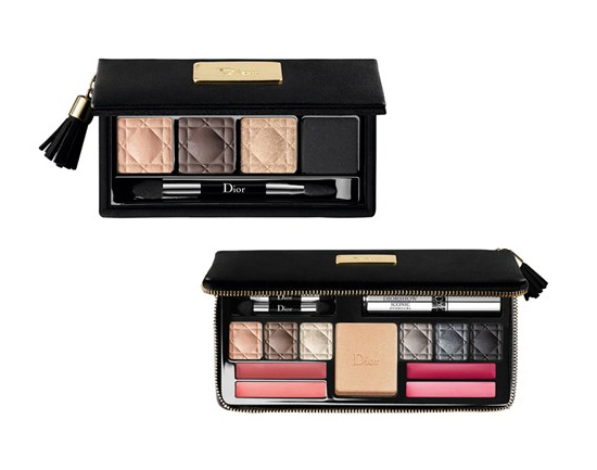 Dior Little Black Palette Collection for Holiday 2013 (4)