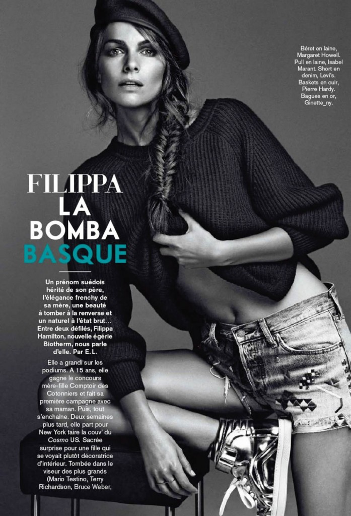 Filippa by Alvaro Beamud Cortés for Glamour France November 2013 (7)