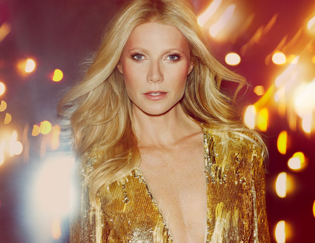 Gwyneth Paltrow stuns in the new Max Factor Modern Icon Campaign