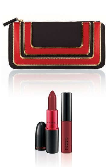 MAC Stroke of Midnight Holiday 2013 Collection  (18)