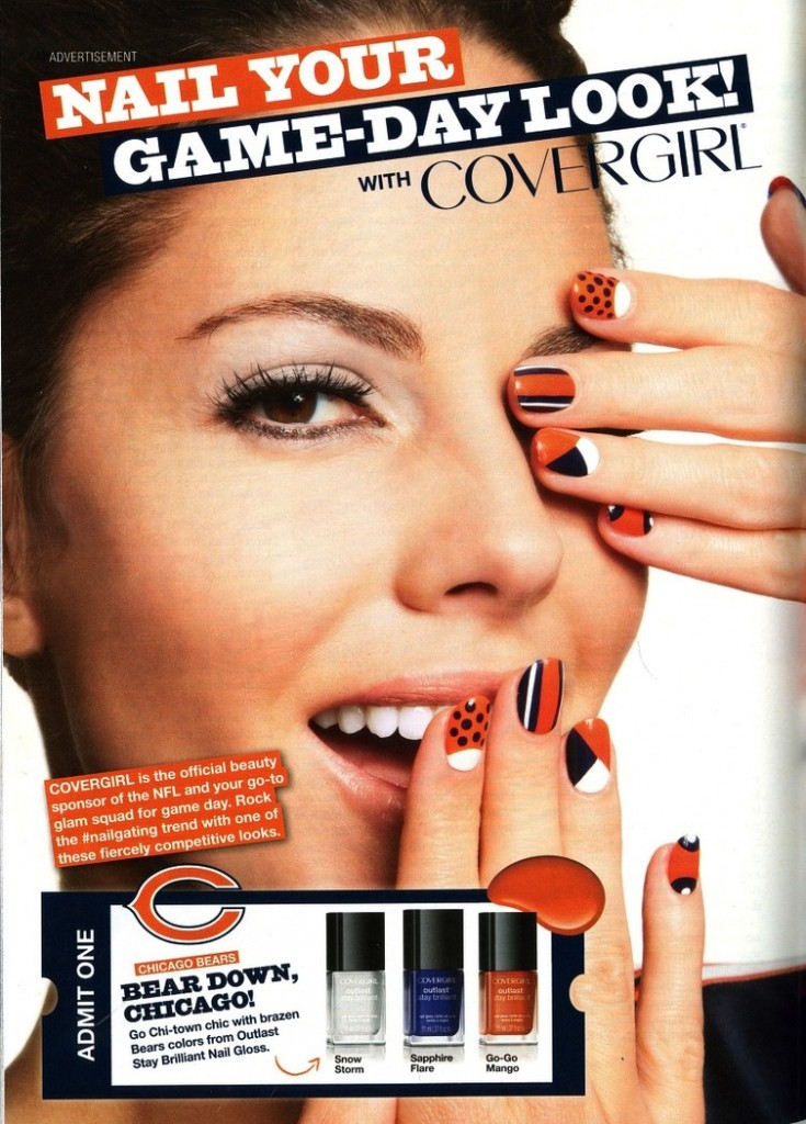Miss Pop's got game for Cosmo and CoverGirl (3)