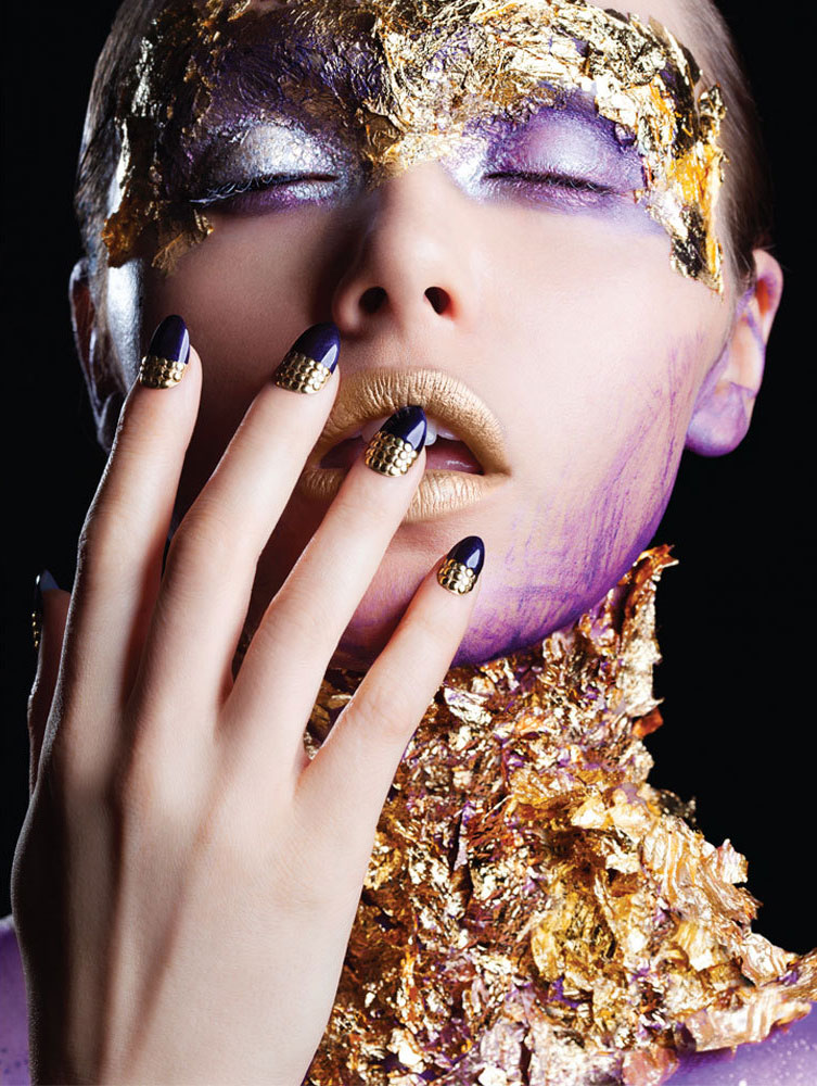 Pick Of The Glitter By Dorit Thies For Nail It Magazine